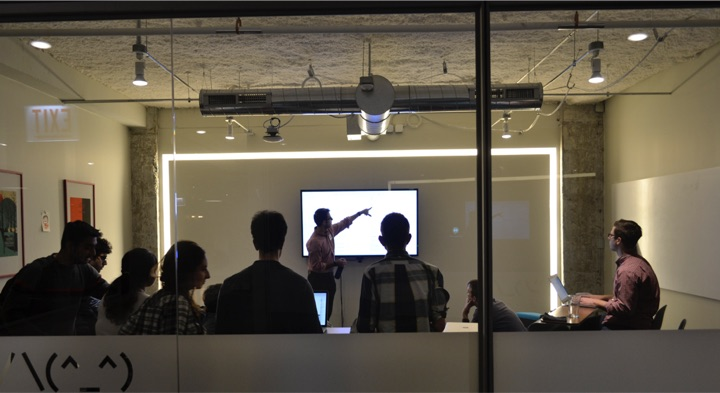 Chi Hack Night: 2015 Year in Review