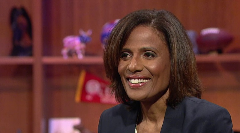 Robin Robinson: Fostering Stronger Community & Police Relationships