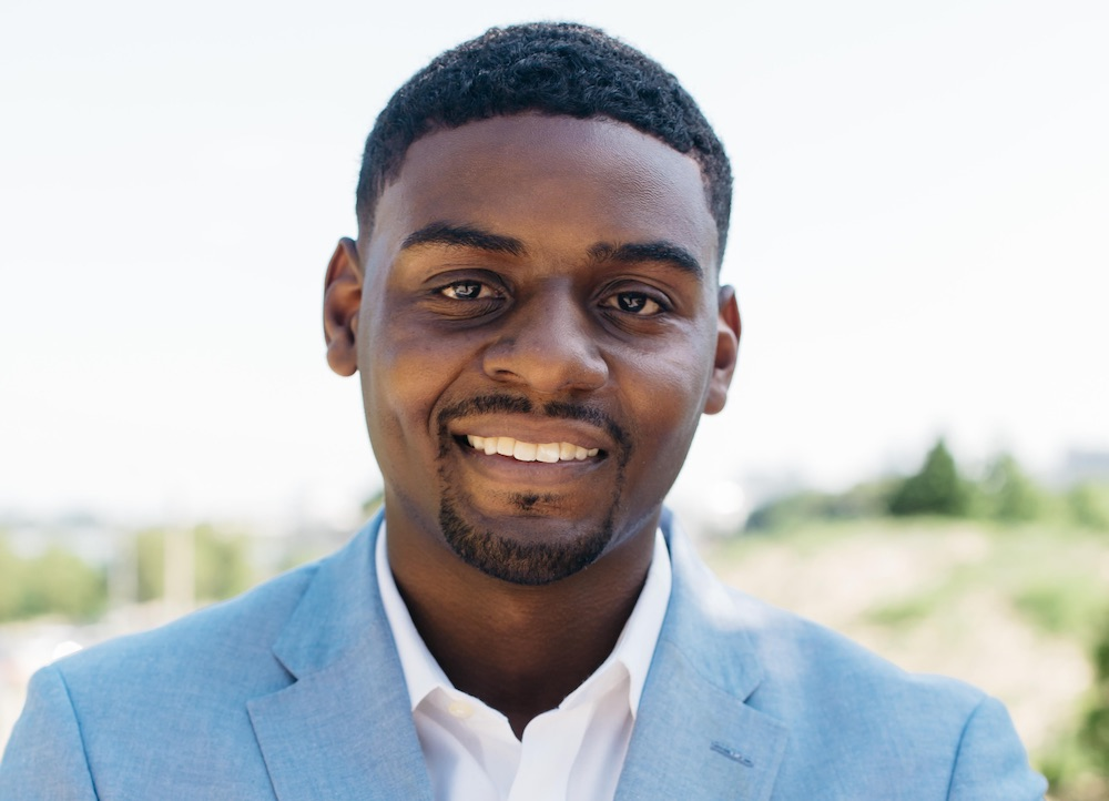 Fabian Elliott, Black Tech Mecca - Chi Hack Night - Chicago's weekly event  to build, share, and learn about civic tech.