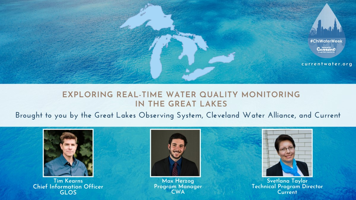Exploring Real-Time Water Quality Monitoring in the Great Lakes