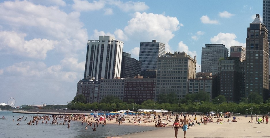 Predicting E. Coli levels in Chicago beaches