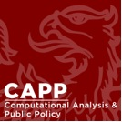 Master of Science in Computational Analysis and Public Policy at the University of Chicago